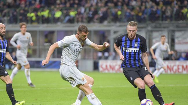 İtalya Serie A'da haftanın maçı berabere