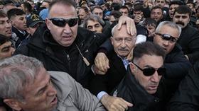 Kemal Kılıçdaroğlu'na şehit cenazesinde saldırı: Durumu iyi