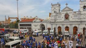 Dünya Sri Lanka'ya ağlıyor: Liderlerden mesajlar