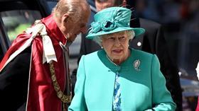 Kraliçe II. Elizabeth 93 yaşında