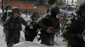 Katil İsrail işitme ve konuşma engelli Filistinliyi gözaltına aldı