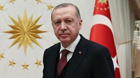 Başkan Erdoğan'dan Paskalya mesajı