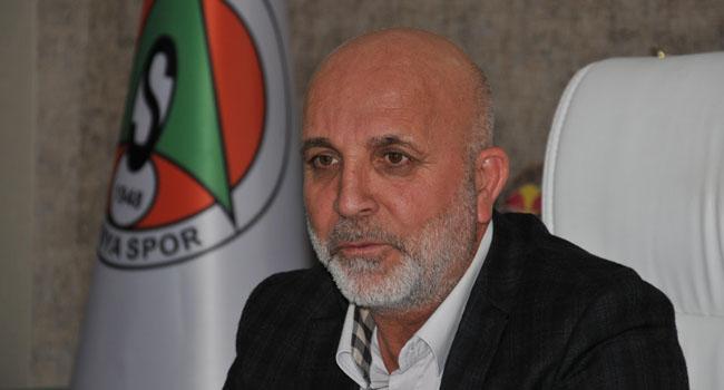 Alanyaspor Başkanı Hasan Çavuşoğlu: Sergen ile daha konuşamadık