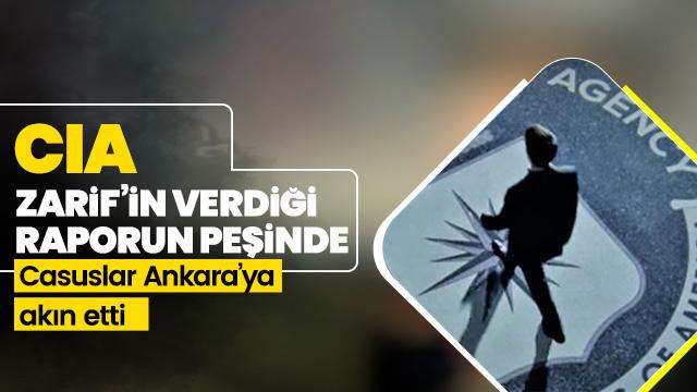 CIA'in iki gündür Ankara'ya odaklandığı iddia edildi