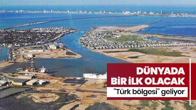 Trump'ın vergi duvarı Türk bölgesi ile aşılacak