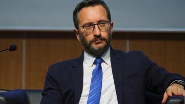 Fahrettin Altun: Devletimiz PKK terör örgütünden hesap soracaktır