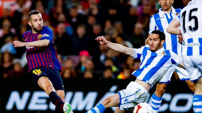 Barcelona şampiyonluğa koşuyor