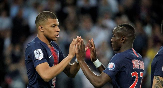 Şampiyon PSG'yi Mbappe uçurdu