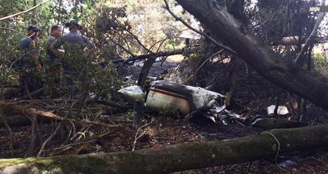 ABD'de küçük uçağın düşmesi sonucu 6 kişi hayatını kaybetti