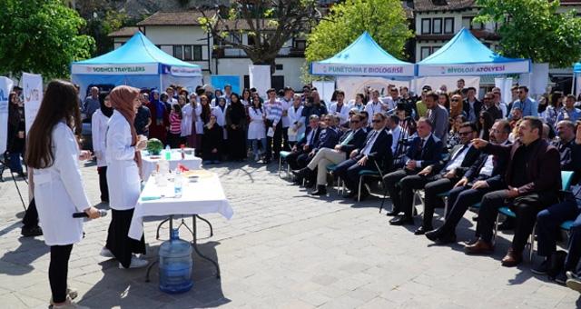 Bilim Seyyahları Kosova'da gerçekleşti