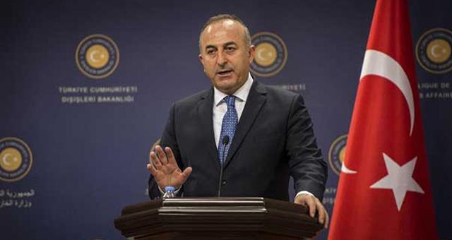 Dışişleri Bakanı Çavuşoğlu: Petrolü İran yerine başka ülkeden almayı teklif etmek hadsizliktir