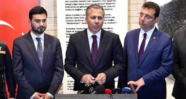 İstanbul Valisi Yerlikaya: 18 bina ve çevresinde risk analizi yapılacak