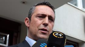 Ali Koç dün Ersun Yanal'la ne konuştuğunu açıkladı: Hocamızla dertleştik, ultimatom falan yok