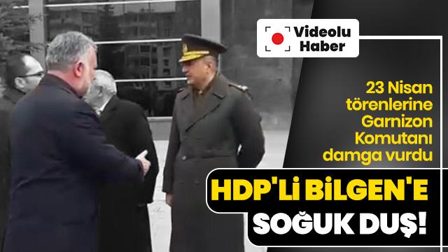 HDP'li Başkan'a soğuk duş!