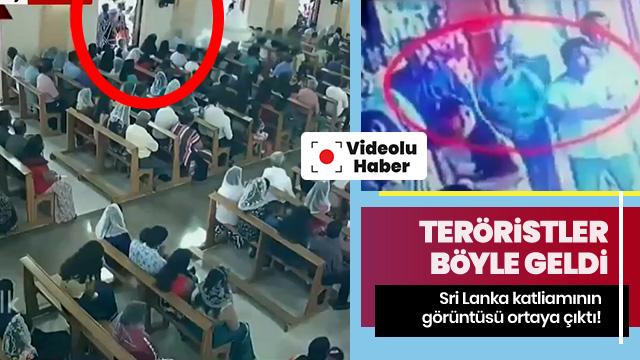Sri Lanka katliamının görüntüsü çıktı! Ölü sayısı da 310'a yükseldi