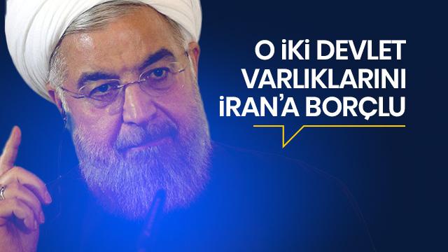 """""""O iki devlet, varlıklarını İran'a borçlu"""""""