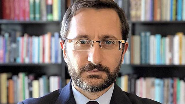Fahrettin Altun: 1915 olayları gerçek bilgiler ışığında, siyasi çıkarlara alet edilmeden ele alınmalı