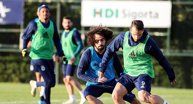 Fenerbahçe'de Trabzonspor maçı hazırlıkları tüm hızıyla sürüyor