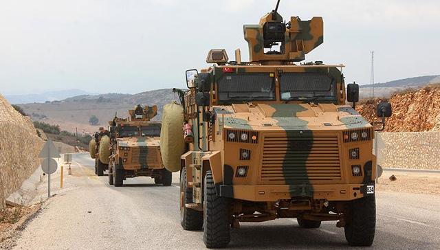 TSK, Suriye sınırına komando takviyesi yaptı