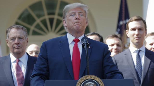 Dışişleri Bakanlığı'ndan Trump'a tepki: Reddediyoruz
