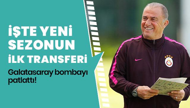 Galatasaray yeni sezonun ilk transferi Ryan Babel ile yapıyor