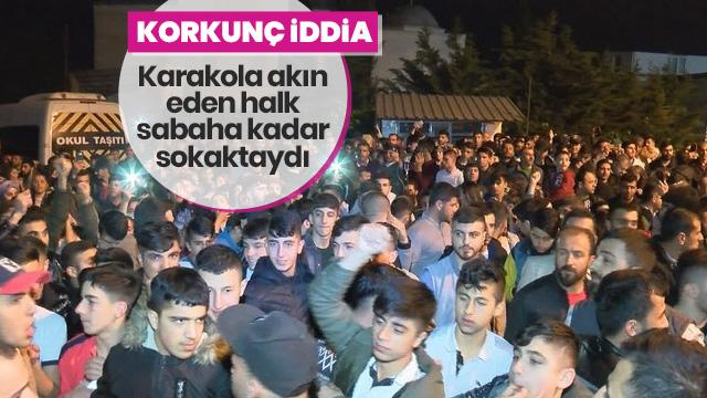 İstanbul'da 5 yaşındaki çocuğa istismar mahalleyi ayağa kaldırdı
