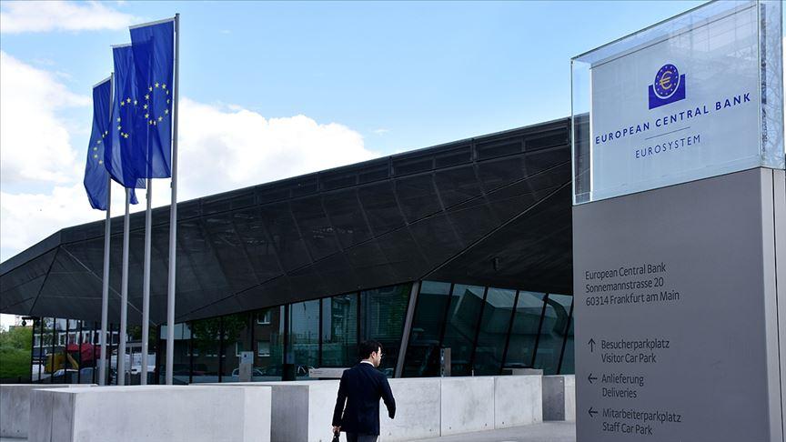 Avrupa Merkez Bankası: Trump'ın ticaret savaşı Avrupa'yı 'ılımlı' etkiledi