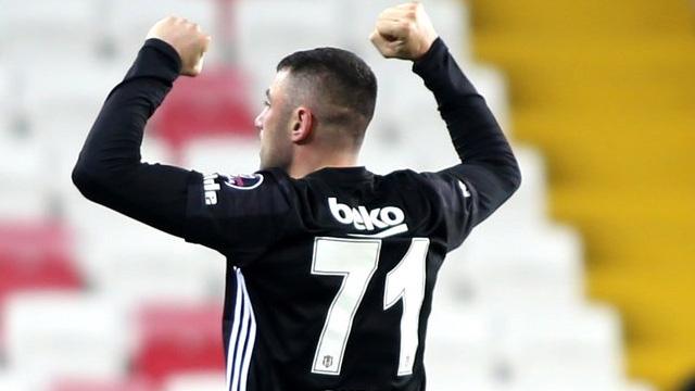 İkinci yarının en golcüsü Beşiktaş