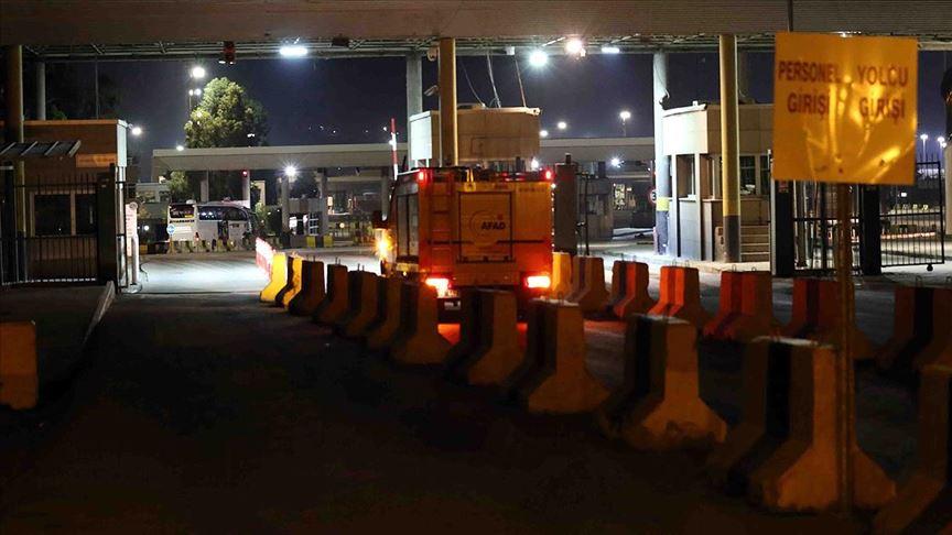 Irak Ticaret Bakanı Muhammed Haşim el-Ani: Yeni sınır kapısının yakında açılacağını düşünüyorum