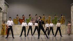 'Zorba' balesi sahnelere veda ediyor
