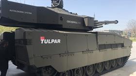 Hafif tank ihracatında son rakip Çin