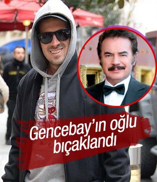 Orhan Gencebay'ın oğlu Gökhan Gencebay bıçaklı saldırıya uğradı