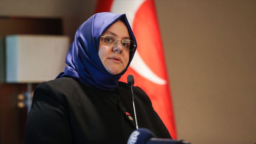 Aile, Çalışma ve Sosyal Hizmetler Bakanı Selçuk: Uzman klinik psikoloğumuz 24 saat çocuğumuzun ve ailemizin yanında kalacak