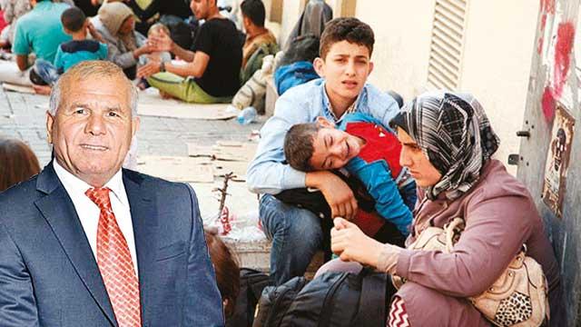 'Suriyelileri kovacağım'
