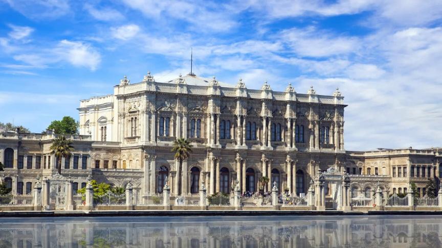 Dolmabahçe Sarayı'ndaki restorasyonda şaşırtan detaylar ortaya çıktı