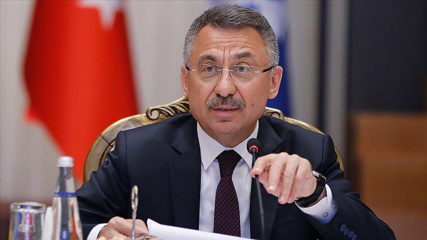 Cumhurbaşkanı Yardımcısı Oktay: Türkiye 17 yılda 210 milyar doların üzerinde doğrudan yatırım çekti