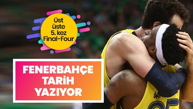Fenerbahçe basketbolda tarih yazıyor