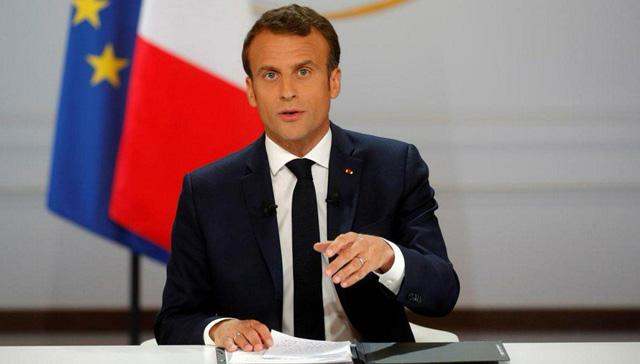 Macron'dan provokatif açıklama: Siyasal İslam bir tehdittir