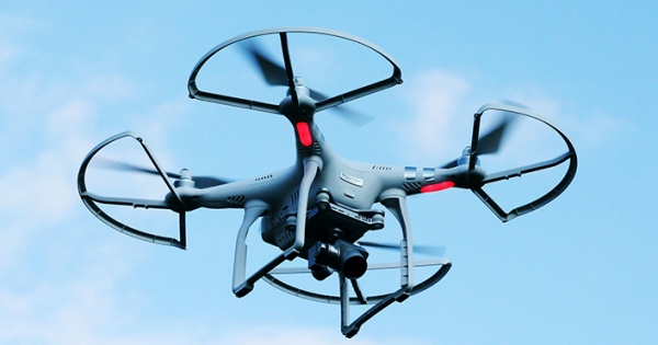 Sri Lanka'da dronelar yasaklandı