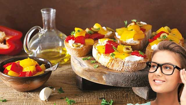 Sarı ve turuncu gıdalar göz sağlığını korur