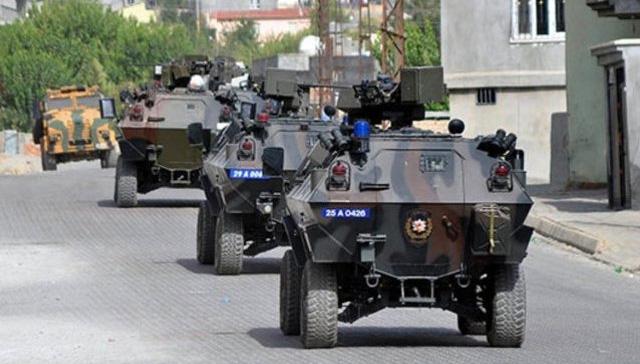 Son dakika: Diyarbakır'da yapılan operasyonda, toplam 5 terörist etkisiz hale getirildi