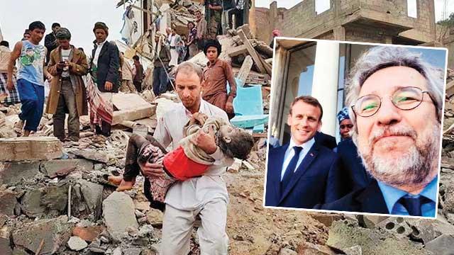 Fransa'nın 'Can Dündar'larına soruşturma