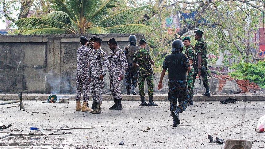 Sri Lanka'da savunma müsteşarı istifa etti