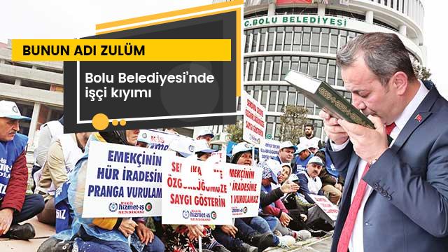 CHP'li başkan sözünü tutmadı... İşçilerin ekmeği ile oynuyor
