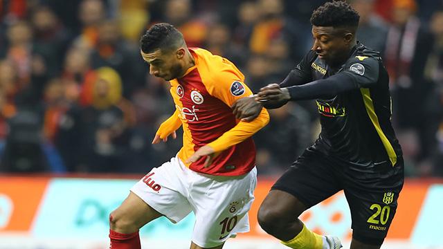 Akhisarspor rakibini bekliyor! Yeni Malatyaspor - Galatasaray muhtemel 11'ler...