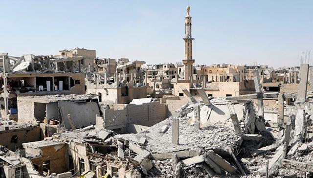 Uluslararası Af Örgütü: Rakka'da bin 600 sivil öldürüldü