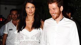 Adriana Lima'nın paylaştığı fotoğrafta gözüktü! Metin Hara'dan geriye o kaldı...