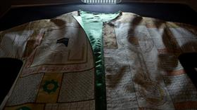 Erzurum'da 'Dualı Gömlekler' sergisi