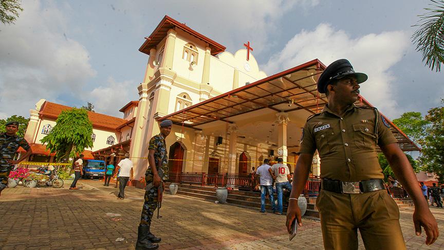 Sri Lanka Sağlık Bakanlığı: Ölü sayısı 253
