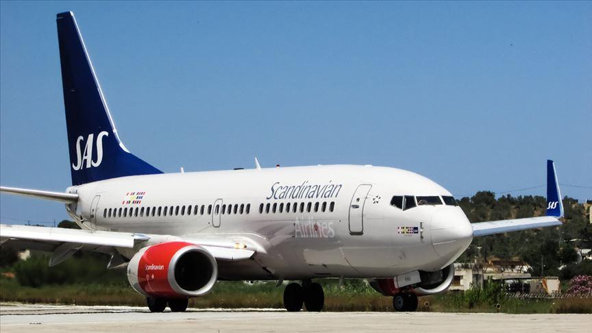 İskandinav Hava Yolları pilotları greve gitti